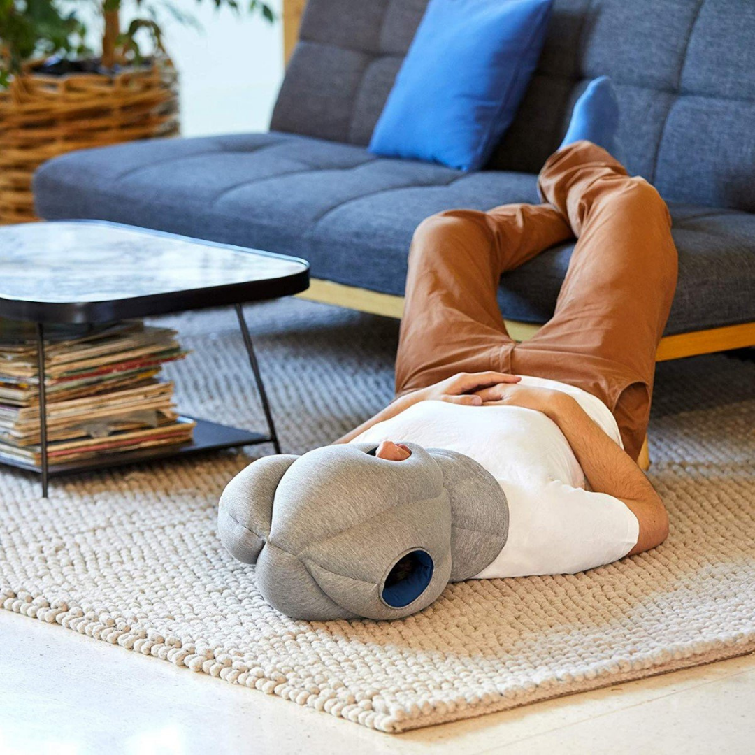Ostrich Pillow: Relax. Recharge. Anywhere.